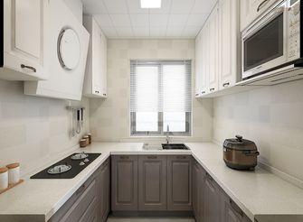 110平米四欧式风格厨房图