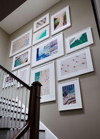 富裕型140平米复式欧式风格楼梯图片大全