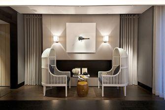 120平米别墅中式风格卧室图片大全