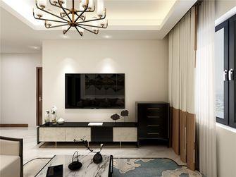 70平米新古典风格客厅图片大全
