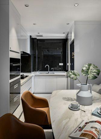70平米三室一厅宜家风格厨房设计图