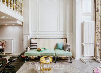10-15万70平米复式美式风格客厅效果图