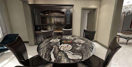 140平米三新古典风格餐厅效果图