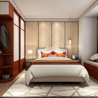 100平米三中式风格阳光房装修效果图