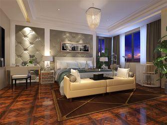 140平米四室四厅混搭风格卧室装修图片大全