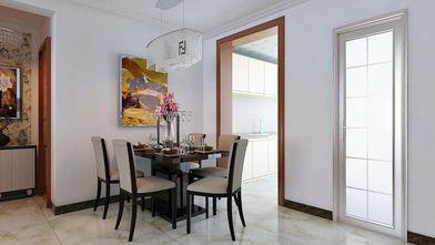 70平米一居室现代简约风格客厅设计图