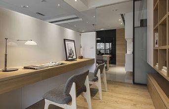 130平米三室两厅其他风格书房装修效果图