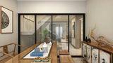 140平米复式中式风格阳光房设计图