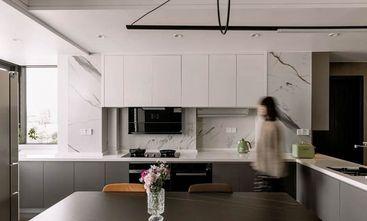 100平米三现代简约风格厨房设计图