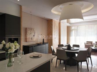 120平米三室一厅日式风格餐厅欣赏图