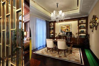 90平米三室两厅新古典风格书房图