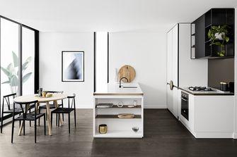 50平米一居室北欧风格餐厅装修效果图