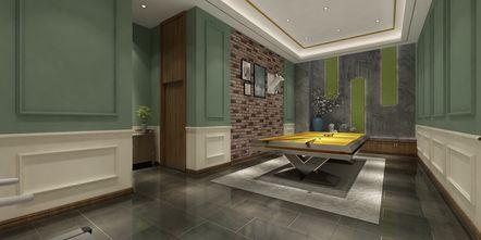 140平米三室一厅现代简约风格健身室装修效果图