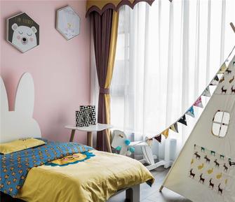 140平米四混搭风格儿童房图片大全
