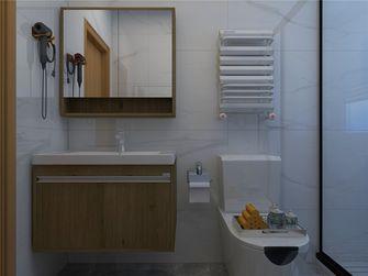 70平米日式风格卫生间设计图