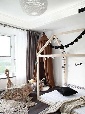 110平米法式风格儿童房图