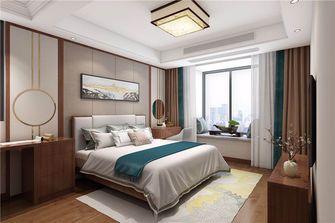 110平米三室三厅中式风格卧室欣赏图