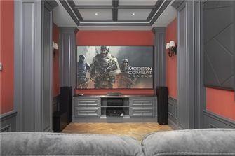 140平米四美式风格影音室设计图
