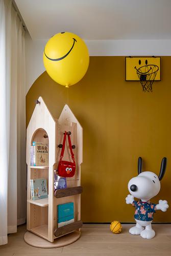 140平米四现代简约风格儿童房效果图