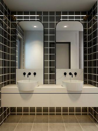 120平米四法式风格卫生间装修效果图