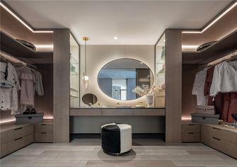 110平米三室两厅中式风格衣帽间效果图