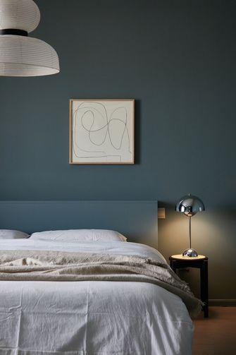 60平米一居室北欧风格卧室图片大全