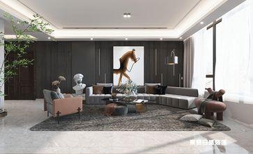 140平米三室两厅现代简约风格阳光房装修效果图