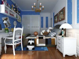 20万以上140平米别墅法式风格儿童房装修效果图