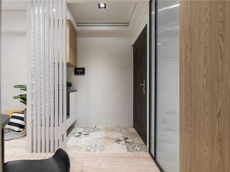 80平米一室一厅现代简约风格走廊设计图