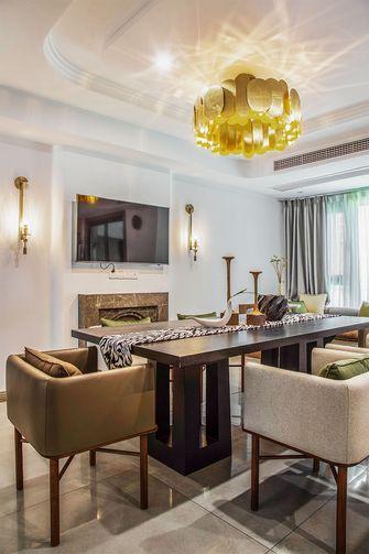 豪华型140平米别墅其他风格餐厅效果图