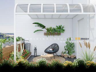 富裕型140平米复式北欧风格阳光房效果图