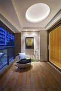 15-20万140平米三室两厅东南亚风格阳台图