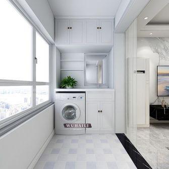 120平米三室两厅欧式风格阳台装修案例