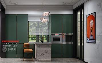 20万以上140平米别墅现代简约风格厨房效果图