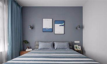 90平米三北欧风格卧室装修案例