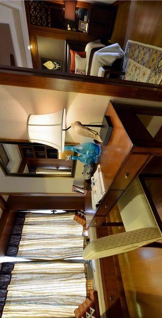120平米三室两厅其他风格梳妆台设计图
