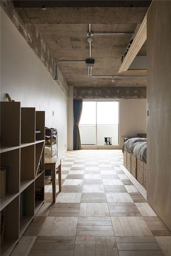 80平米一居室日式风格走廊图片大全