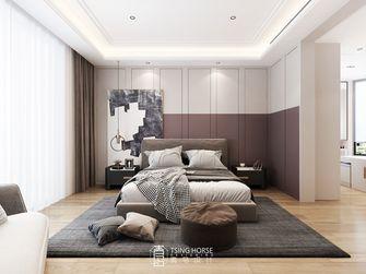 140平米别墅现代简约风格卧室设计图