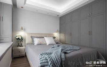120平米四室两厅其他风格卧室设计图