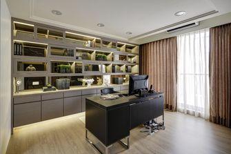 120平米复式其他风格书房设计图