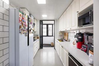 70平米公寓东南亚风格厨房效果图