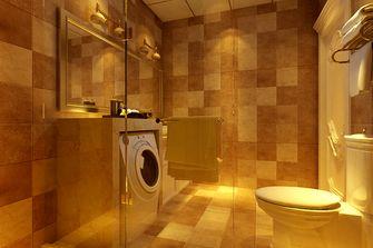 80平米公寓欧式风格卫生间图片大全