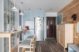 70平米一室两厅北欧风格餐厅装修案例