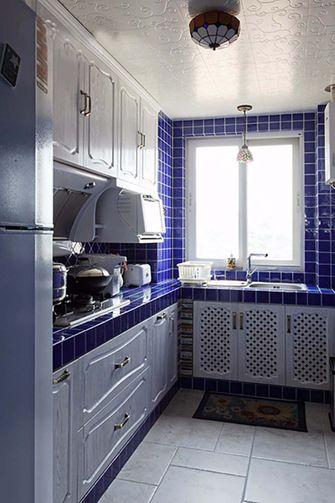 90平米三地中海风格厨房欣赏图