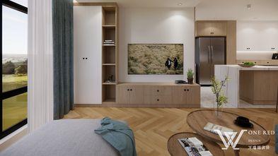 110平米三室两厅北欧风格影音室欣赏图
