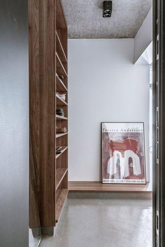 60平米一居室现代简约风格玄关装修案例