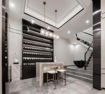 120平米三室两厅中式风格储藏室设计图