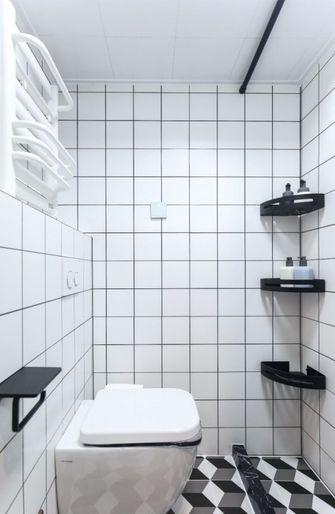 40平米小户型日式风格卫生间欣赏图