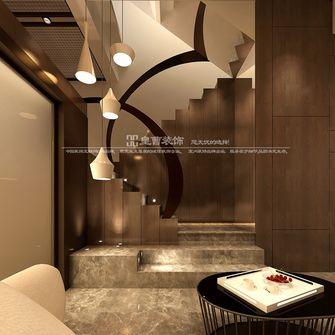 20万以上140平米复式混搭风格楼梯效果图