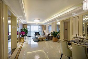 110平米三室两厅欧式风格走廊装修图片大全